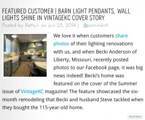 Barn Light Electric Blog