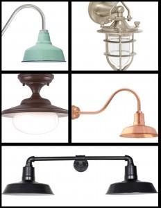 Barn Light Electric styles