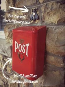Swedish mailbox
