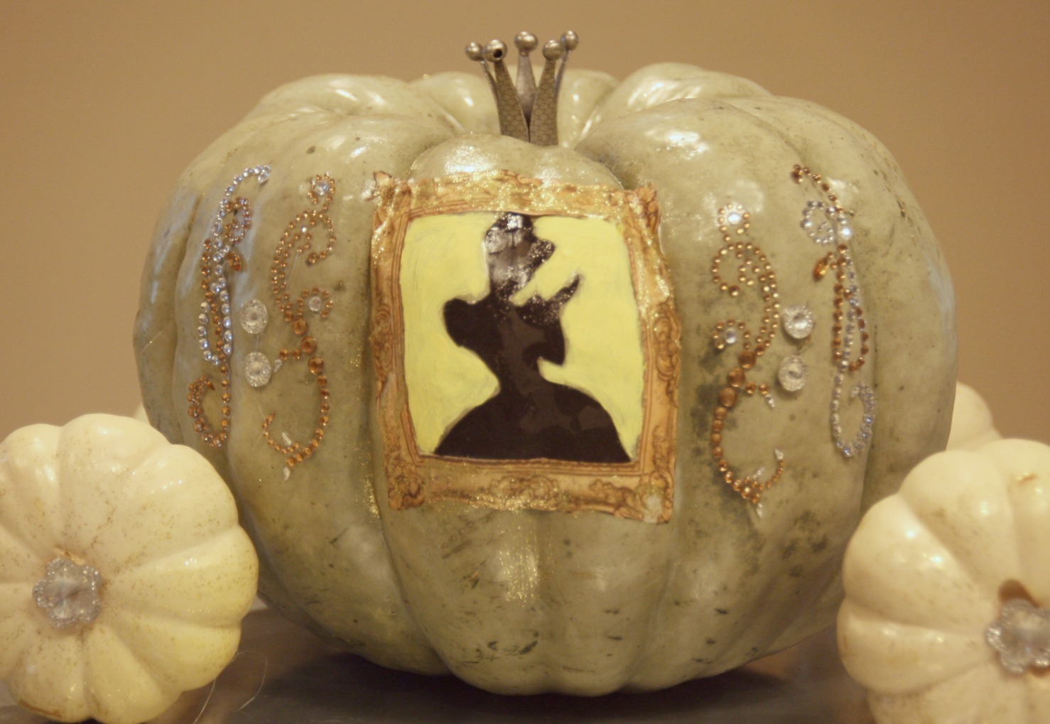the autumn cinderella pumpkin coach